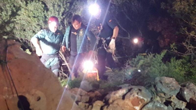 Спасательная операция: Грасию только что подняли на сушу BBC, в мире, дайвер, жизнь, люди, майорка, пещера, спасение