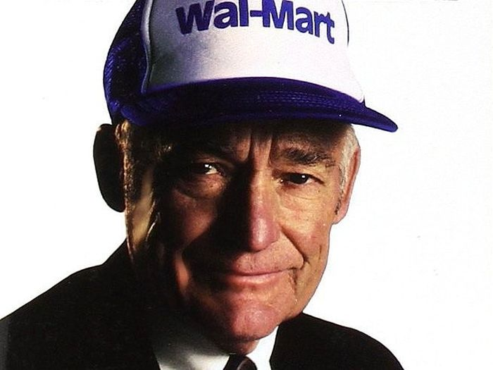 sam walton a biography Forbes ranked sam walton as the richest person in the united states from 1982 to 1988.