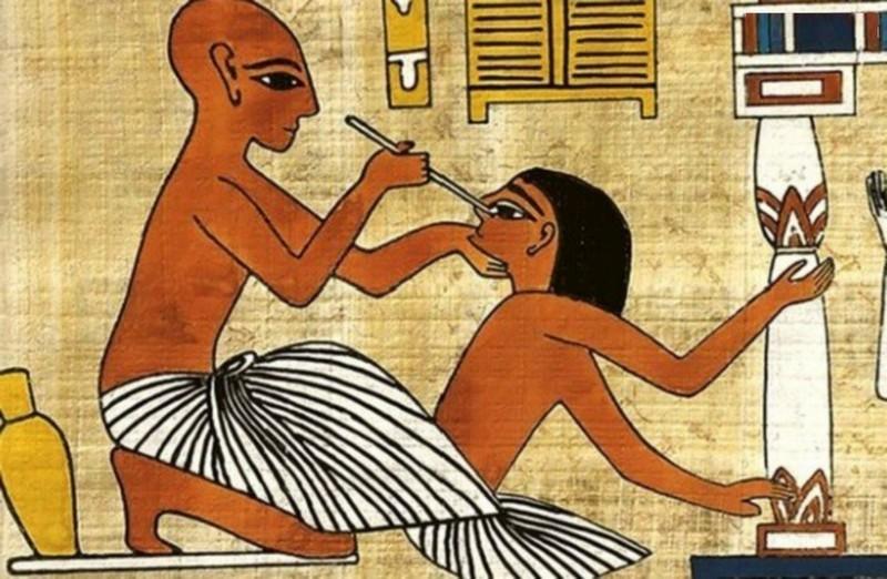 В египте были сексуальные извращения