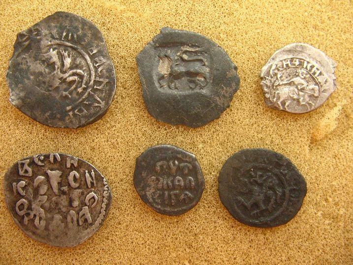 Монеты древней руси в картинках