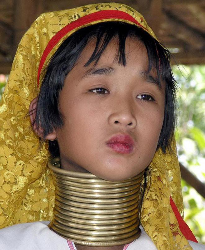 Длинная шея, Бирма в мире, внешность, женщины, красота, культура, люди, стандарт, шок