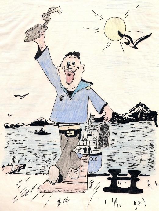 Картинки бывалого моряка юмор