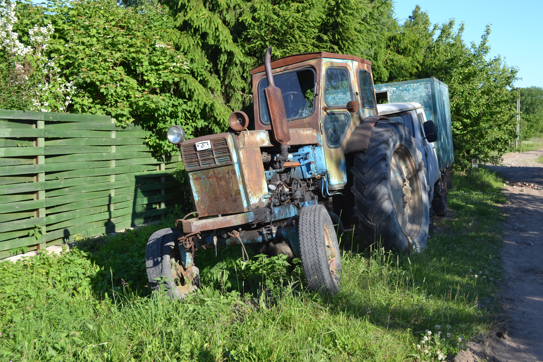 заброшеные трактора россии фото другие