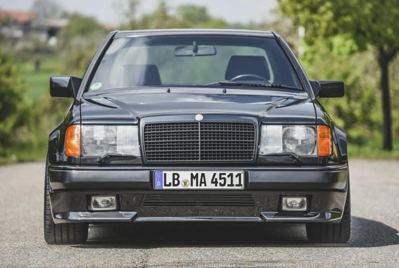 Mercedes 300 CE 6.0 AMG The Hammer — Последний из Могикан