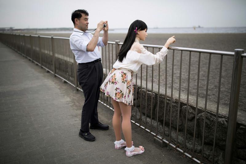 Фильм японский мужчина и резиновая женщина — img 8