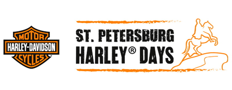 St. Petersburg Harley Days 2017