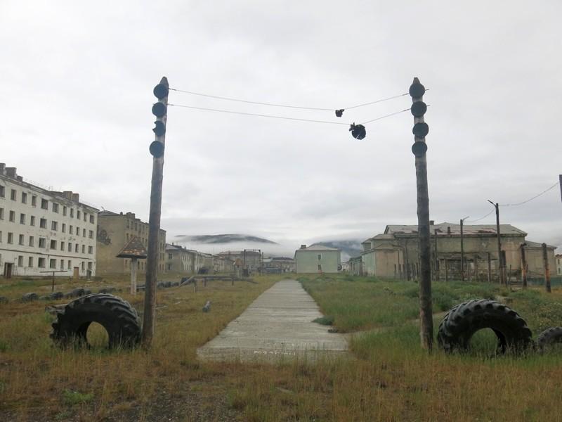 Города-призраки на карте России. Часть 4: Иультин Иультн, город, заброшенный город, эстетика
