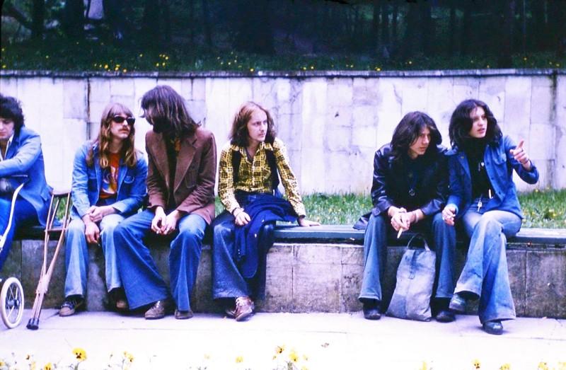 Хиппи 1970-х годов, Львов андеграунд, львов, молодежь, романтика, слайды, украина, хиппи
