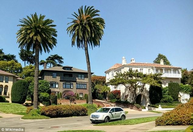Предприимчивая пара купила улицу в Сан-Франциско с 38 домами за 90 тысяч долларов жилье, муж и жена, недвижимость, покупка, сша, фото, хитрости