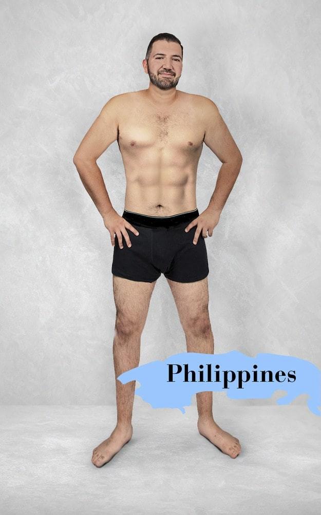 Филиппины изменить внешность, красив или некрасив, красота, мужская привлекательность, национальные стандарты красоты, разные народы, фото, фотошоп
