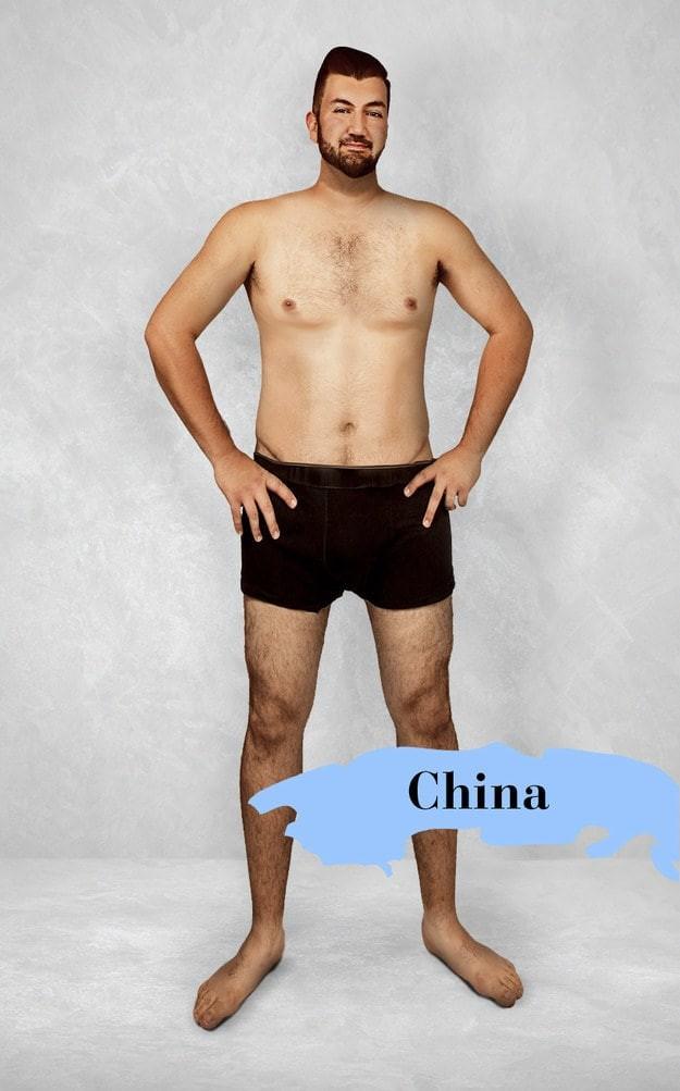 Китай изменить внешность, красив или некрасив, красота, мужская привлекательность, национальные стандарты красоты, разные народы, фото, фотошоп