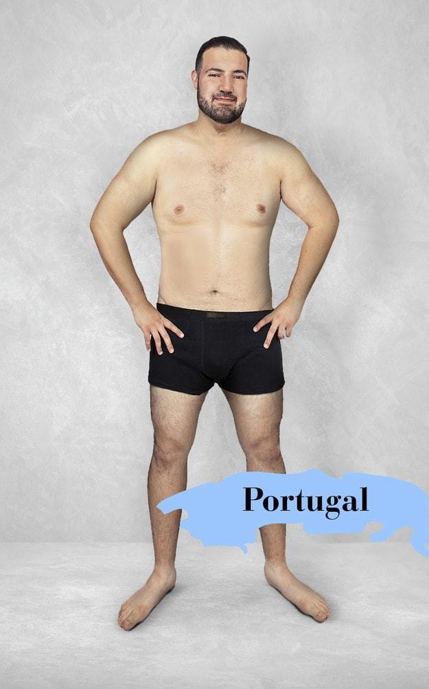 Португалия изменить внешность, красив или некрасив, красота, мужская привлекательность, национальные стандарты красоты, разные народы, фото, фотошоп