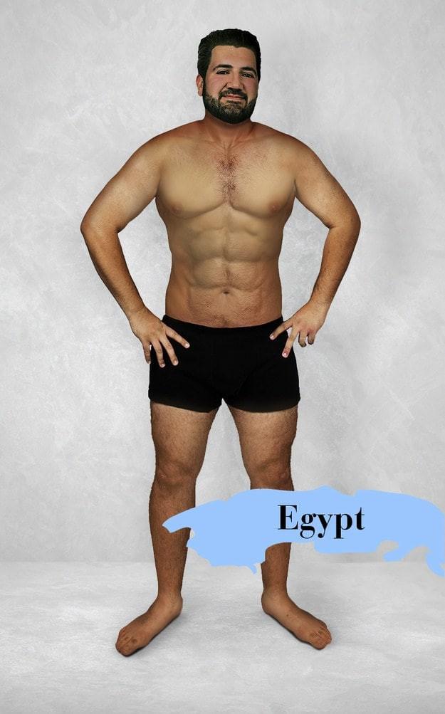 Египет изменить внешность, красив или некрасив, красота, мужская привлекательность, национальные стандарты красоты, разные народы, фото, фотошоп