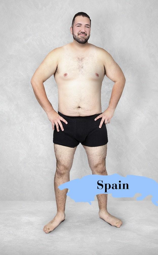 Испания изменить внешность, красив или некрасив, красота, мужская привлекательность, национальные стандарты красоты, разные народы, фото, фотошоп