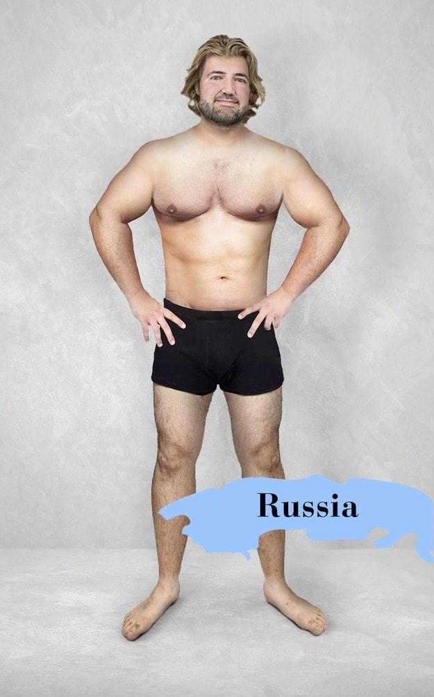 Россия изменить внешность, красив или некрасив, красота, мужская привлекательность, национальные стандарты красоты, разные народы, фото, фотошоп