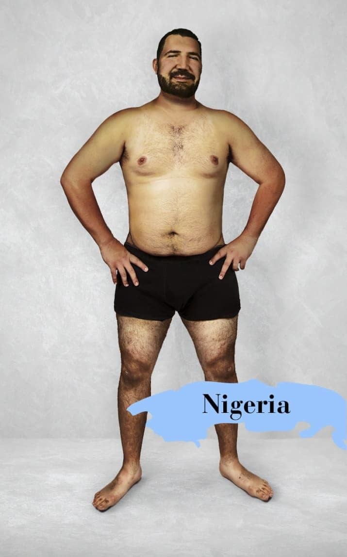 Нигерия изменить внешность, красив или некрасив, красота, мужская привлекательность, национальные стандарты красоты, разные народы, фото, фотошоп