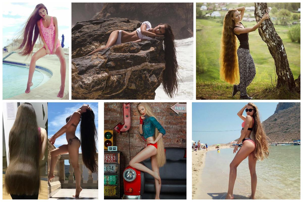 Длинные волосы, это, несомненно, красиво, но вот некоторые комментарии самих обладательниц этой копны: волосы, девушка, длинные, интересно, красиво, мода, рапунцель, ужасно