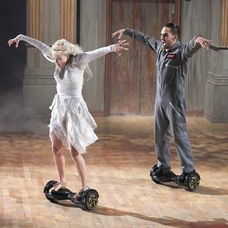 И танцы... баловство, гироскутер, ерунда, интересное, модное, сегвей, удобное