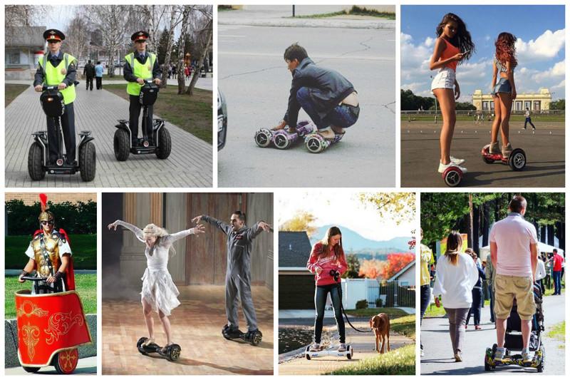 Вся жизнь на колесах баловство, гироскутер, ерунда, интересное, модное, сегвей, удобное
