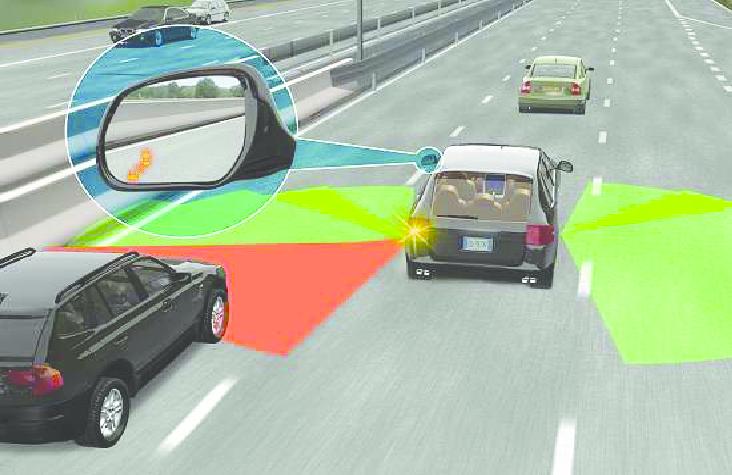 """В """"слепых зонах"""" водитель вас не видит Чрезвычайная ситуация, безопасность, жизнь, интересно, несчастный случай, полезные советы, советы, спасение"""