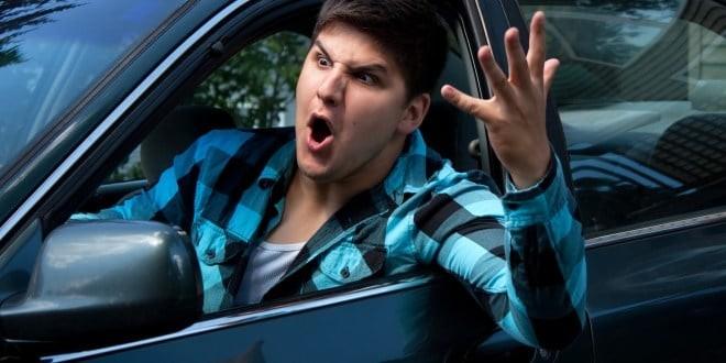 Не ругайтесь на пустом месте за рулем Чрезвычайная ситуация, безопасность, жизнь, интересно, несчастный случай, полезные советы, советы, спасение