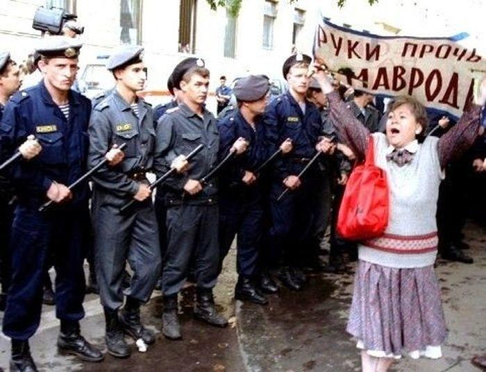 Фанаты МММ вспомнить молодость, дорогие россияне, история, как это было, лихие 90-е, россия, фото, это наша с тобой биография