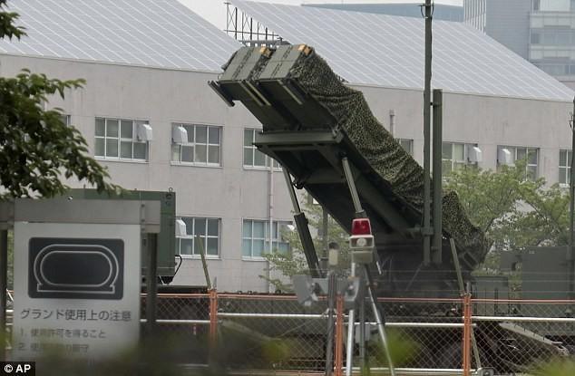 Власти Японии заявили, что не могут больше терпеть провокации со стороны КНДР кндр, мир, пво, политика, сша, угроза, япония