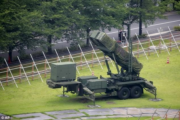 Комплекс призван прикрыть район от удара северокорейской баллистической ракеты кндр, мир, пво, политика, сша, угроза, япония