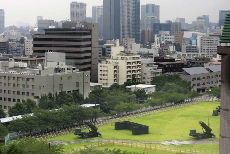 В ответ на угрозы КНДР власти Японии разворачивают комплексы противовоздушной обороны кндр, мир, пво, политика, сша, угроза, япония