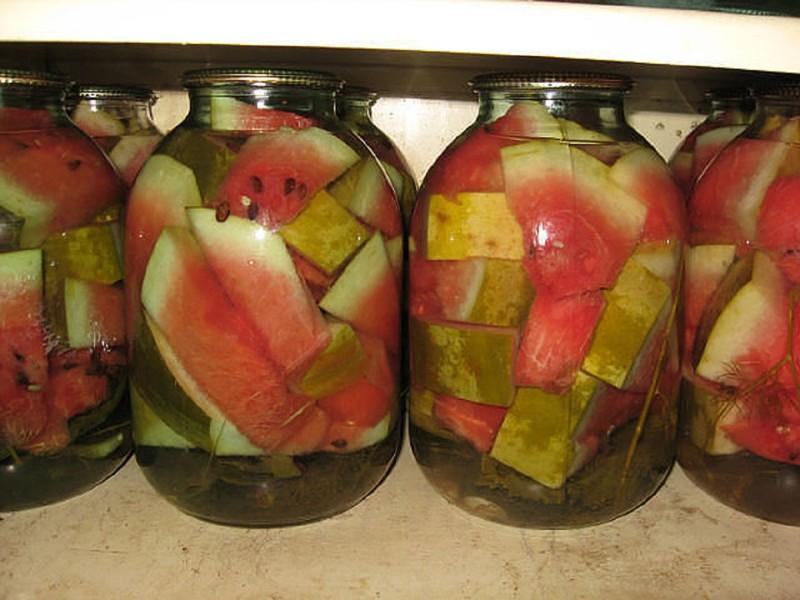 Рецепт соленых арбузов в банках Лайфхак, арбуз, выбор, житейская хитрость, лето, нитраты, рецепт, рынок