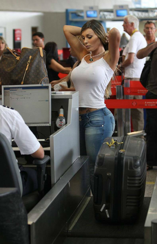 Но встречаются в аэропортах и приятные виды аэропорт, интересное, прикол, самолёты, фото