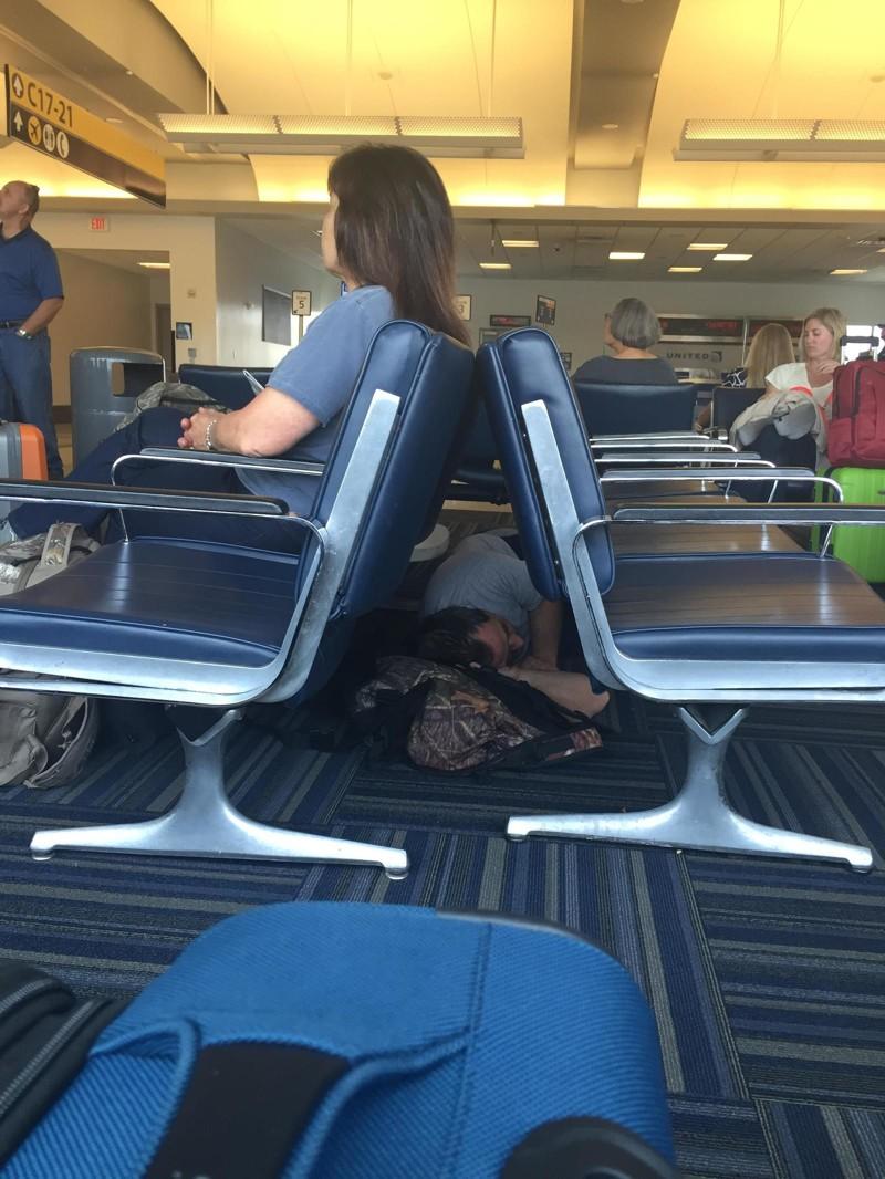 Все прелести аэропортов аэропорт, интересное, прикол, самолёты, фото