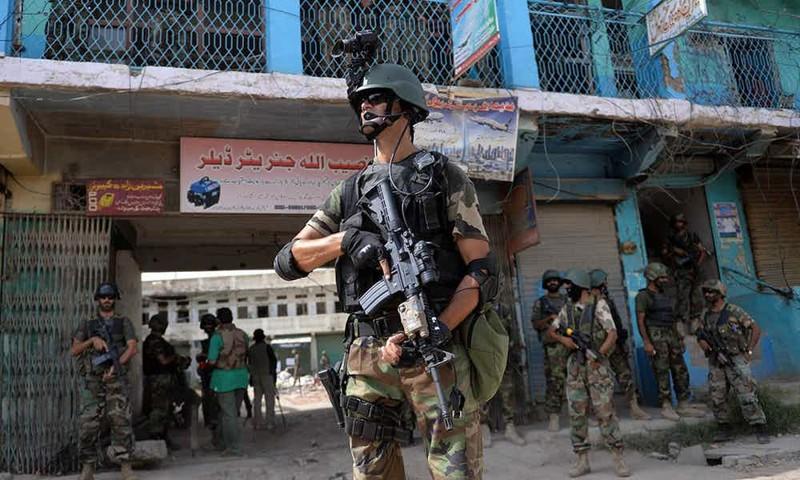 """10. Группа специального назначения (Special Services Group, SSG) - спецподразделение Пакистана Группа """"А"""", антитеррористический десант, спецназ, спецназовцы, спецподразделение, спецподразделения"""