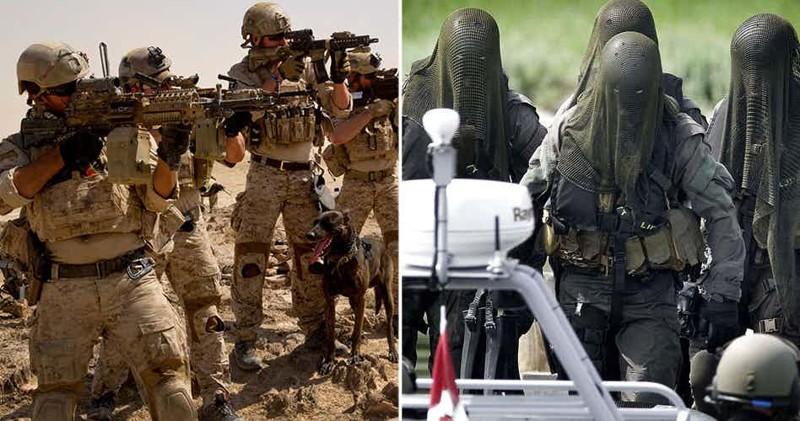 """15 самых сильных в мире спецподразделений Группа """"А"""", антитеррористический десант, спецназ, спецназовцы, спецподразделение, спецподразделения"""