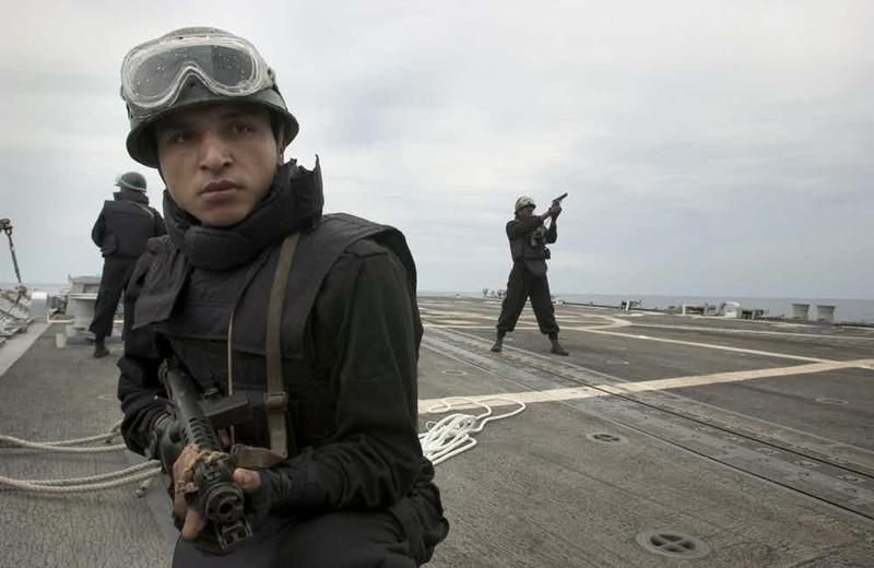"""6. MARCOS - спецподразделение Индии Группа """"А"""", антитеррористический десант, спецназ, спецназовцы, спецподразделение, спецподразделения"""