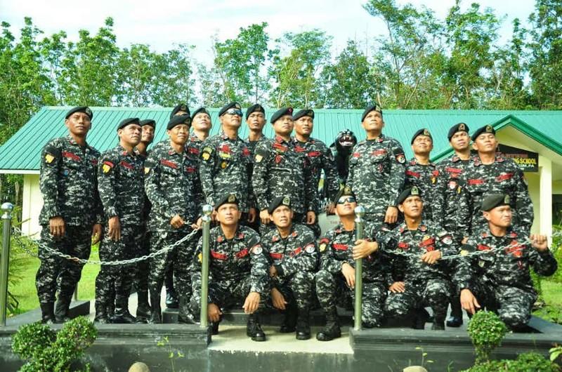 """14. Скауты-рейнджеры Филиппин Группа """"А"""", антитеррористический десант, спецназ, спецназовцы, спецподразделение, спецподразделения"""