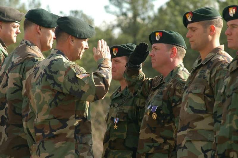 """4. """"Зеленые береты"""" - еще одно американское спецподразделение Группа """"А"""", антитеррористический десант, спецназ, спецназовцы, спецподразделение, спецподразделения"""