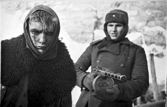 3. Немецкий военнопленный, февраль 1943-го