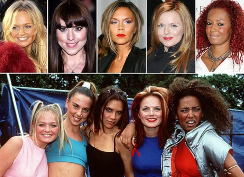 Что стало сегодня с девушками из Spice Girls? Spice Girls, Поп-музыка, было и стало, герои прошлых лет, девичьи группы, звезды, знаменитости, перчинки