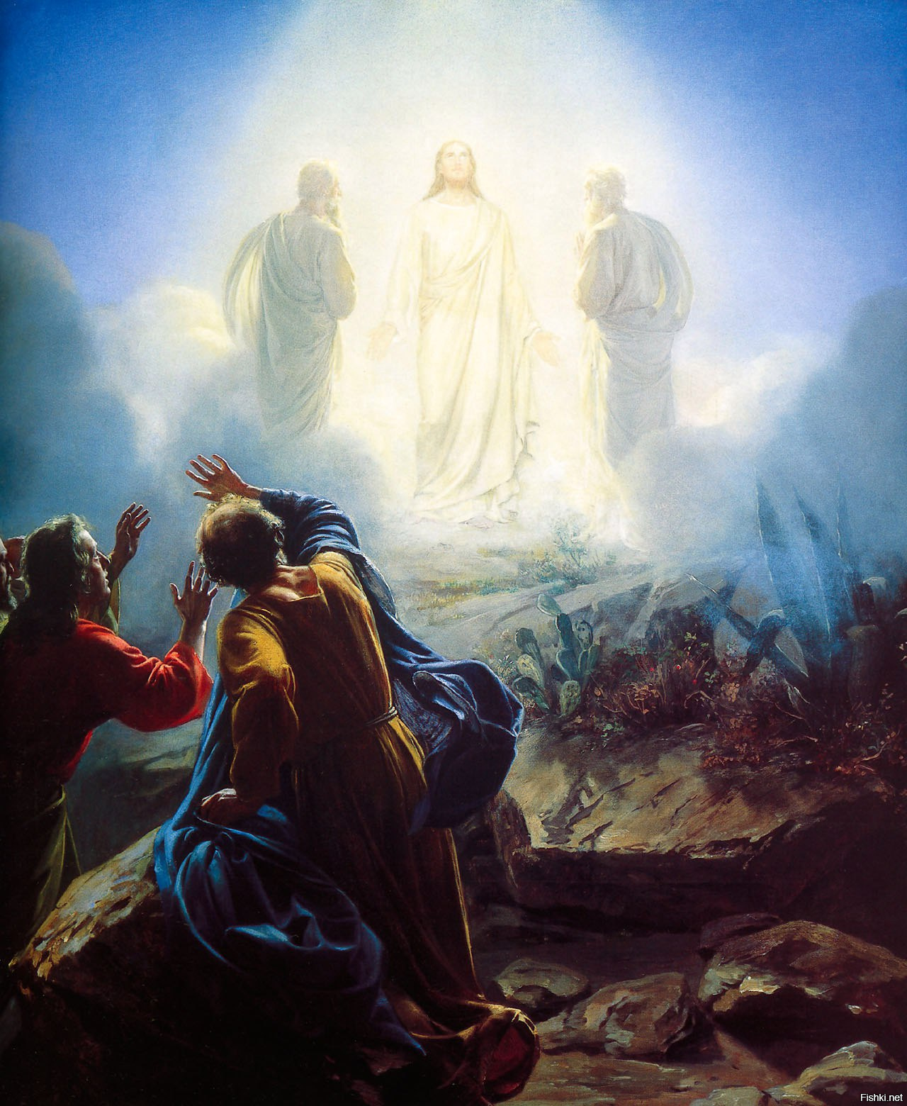 jesus the warrior in the dream of As a warrior jesus said that he had come to bring the sword recall his attack on the money-changers in the temple, his fierce criticisms of the pharisees-all warrior behaviors of course the primary battle that jesus led was a spiritual battle.