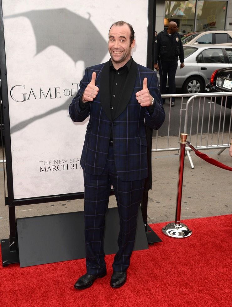 """Рори МакКенн (Пес) - 1м 98см """"Игра престолов"""", актеры, занимательно, киногерои, любопытно, рост, сериал, цифры"""