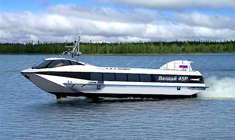 Россия возобновила производство судов на подводных крыльях Комета 120М, комета, судно на подводных крыльях