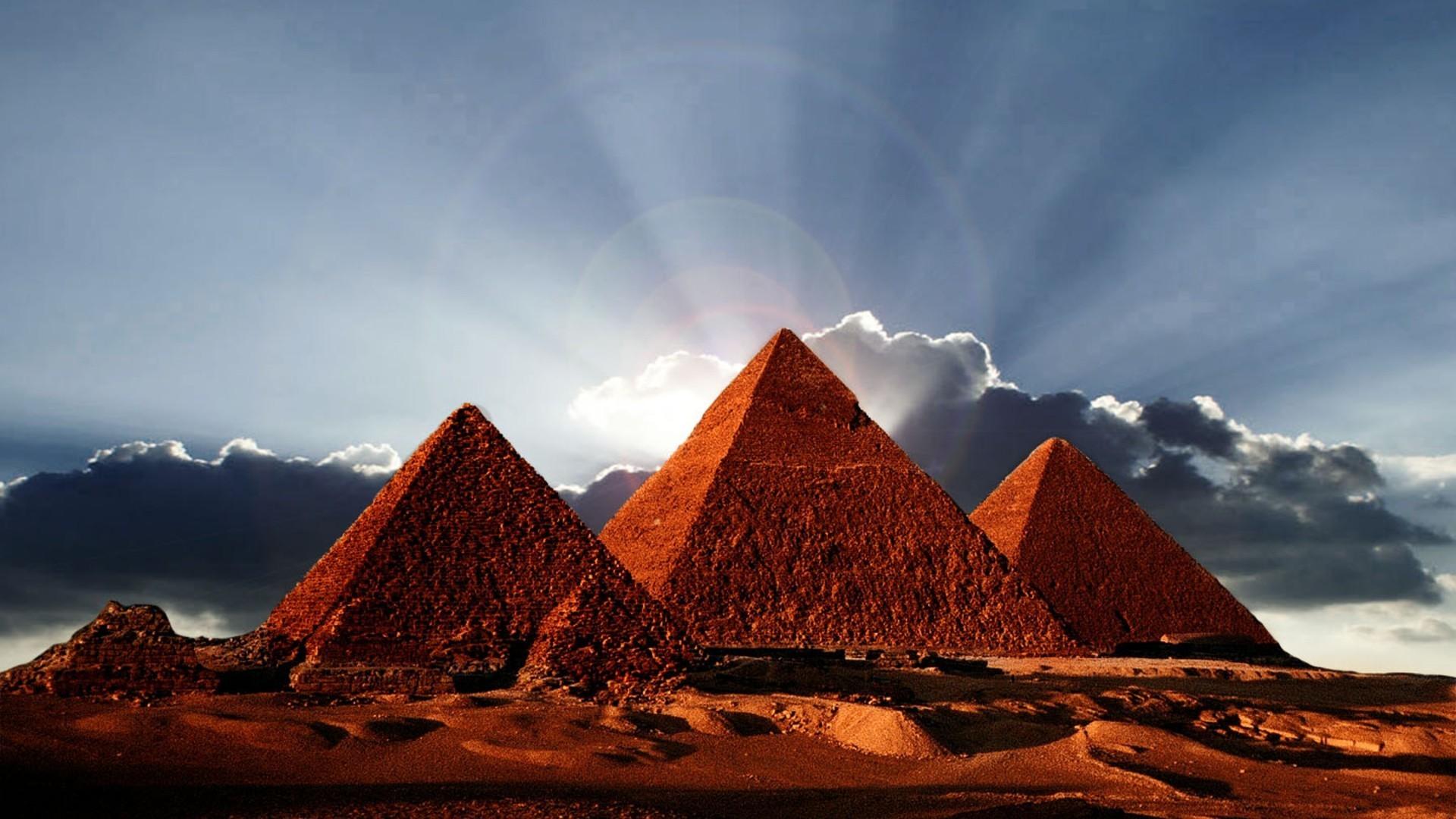 Картинки на рабочий стол пирамида