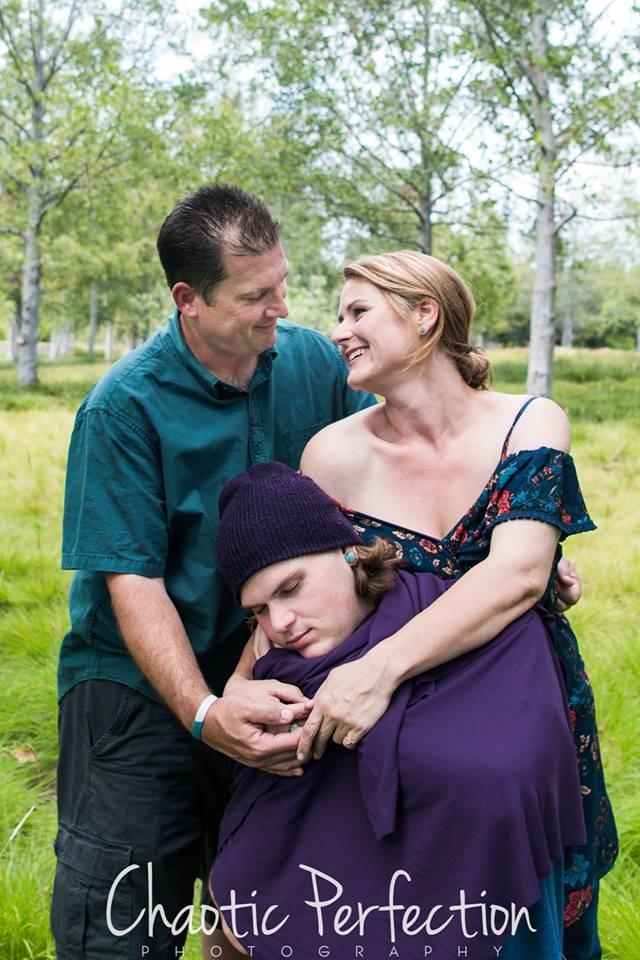 Жена устроила мужу
