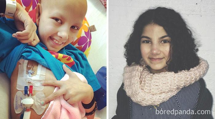 10 и 14 лет - поборола нейробластому 4 стадии выздоровление, до и после, заболевание, недуг, преображение, рак, трансформация, фото