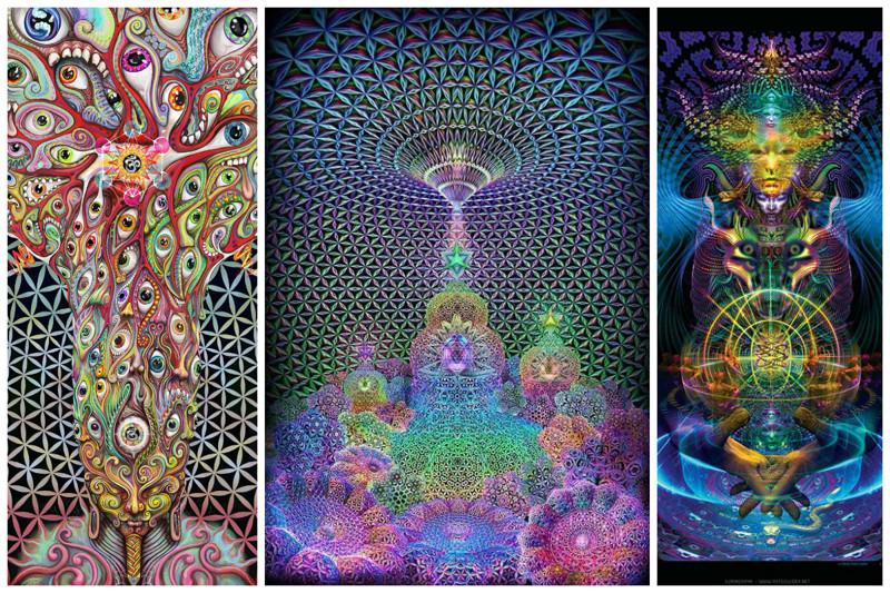 Гипотеза 2: Цветные сны видят талантливые люди версии, интересное, наука, сны, факты, цветные