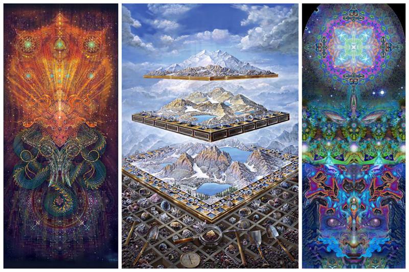 Гипотеза 4: Цветные сны – следствие появления цветного кино версии, интересное, наука, сны, факты, цветные