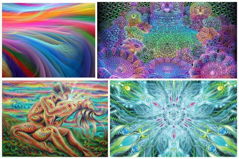 Правда ли, что цветные сны - признак шизофрении? версии, интересное, наука, сны, факты, цветные