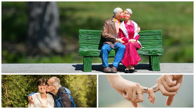 А вы верите в любовь до гроба? интересное, истории, рассказ о любви, старость, чудеса