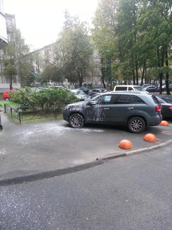 Народная дружина ГИБДД в деле автомобиль, гибдд, дпс, карма, месть, нарушение, парковка, полиция